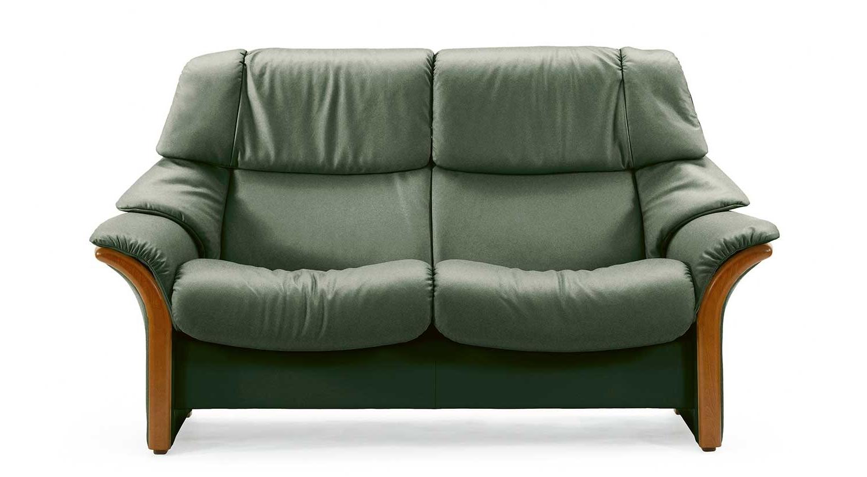 Circle Furniture – Eldorado Stressless Highback Loveseat (View 4 of 20)
