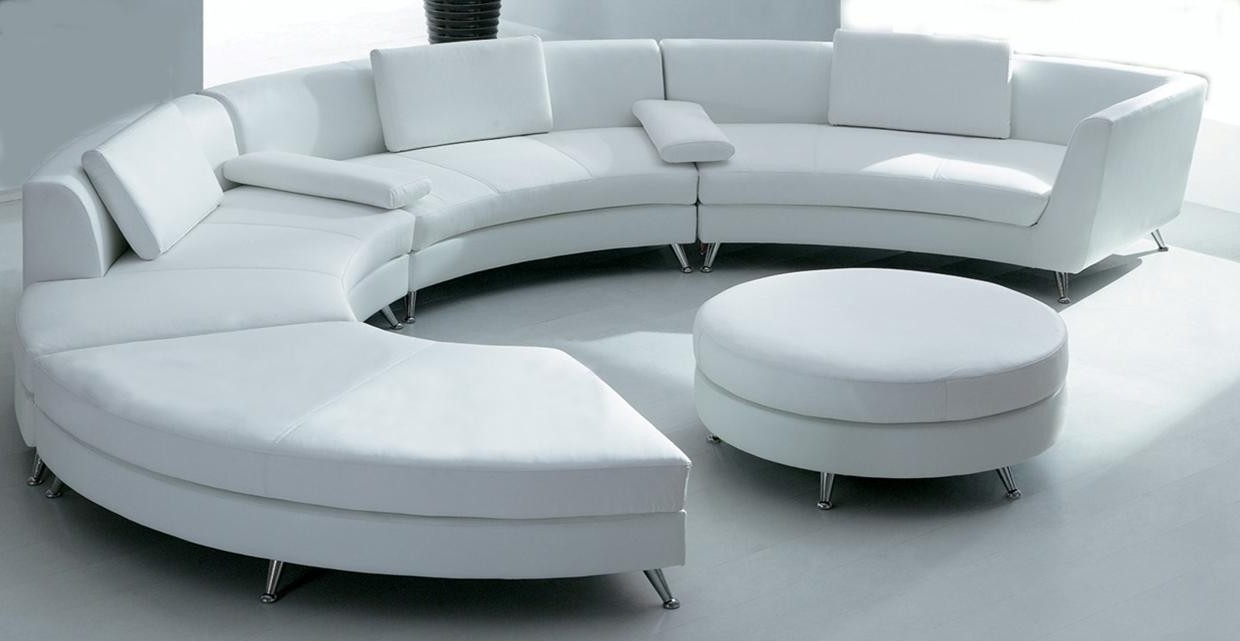 Featured Photo of Circle Sofas