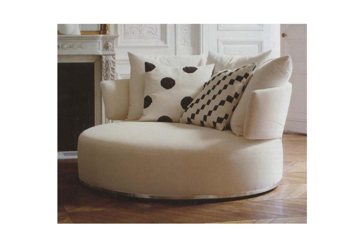 Circle Sofas Pertaining To Famous Sofa : Circle Sofa Chair 98 With Circle Sofa Chair (View 8 of 20)