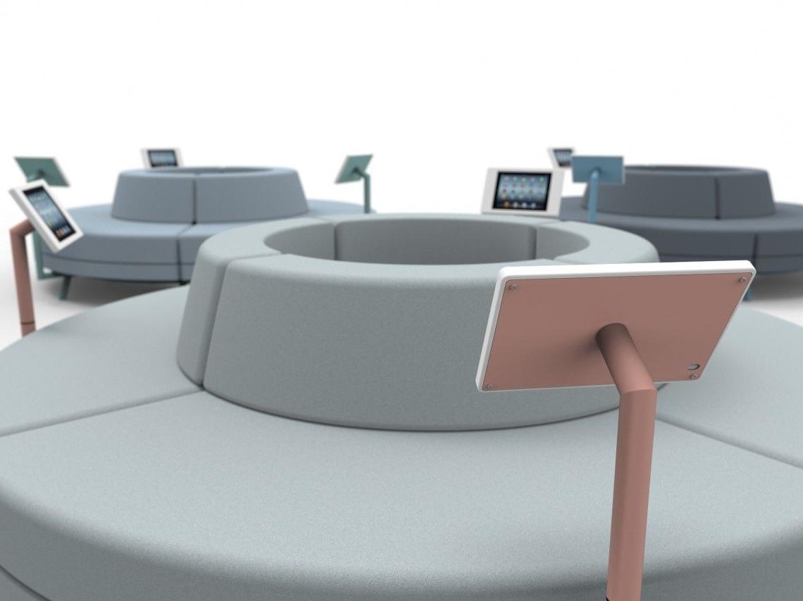 Circular Sofa Chairs Regarding Most Recent Famous Round Lobby Sofa Round Sofa Circular Sectional Sofa (View 18 of 20)