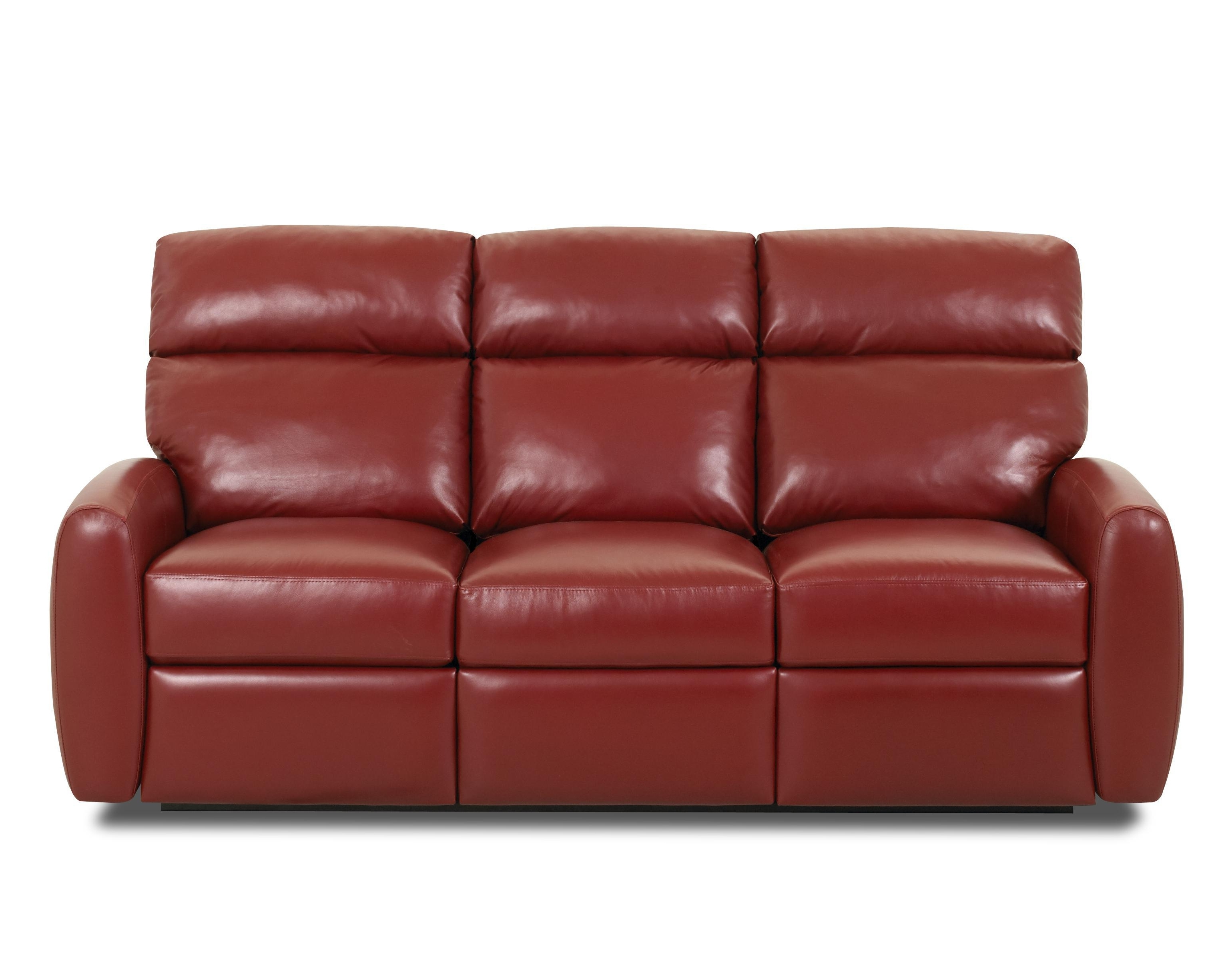 City Creek Throughout Well Known Red Leather Reclining Sofas And Loveseats (View 12 of 20)
