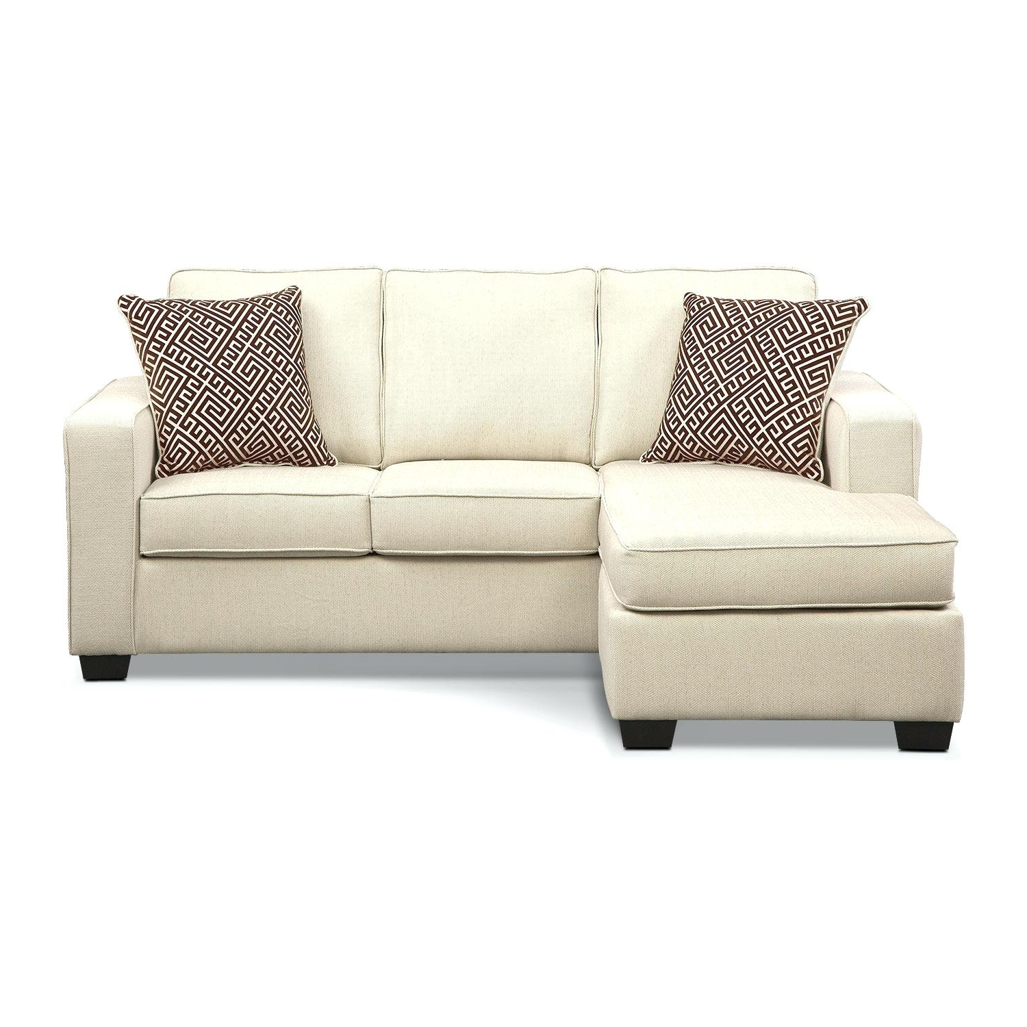 City Sofa Beds Inside 2019 City Furniture Sofa Beds Futon Bed With Storage Hazelnut Value (View 8 of 20)
