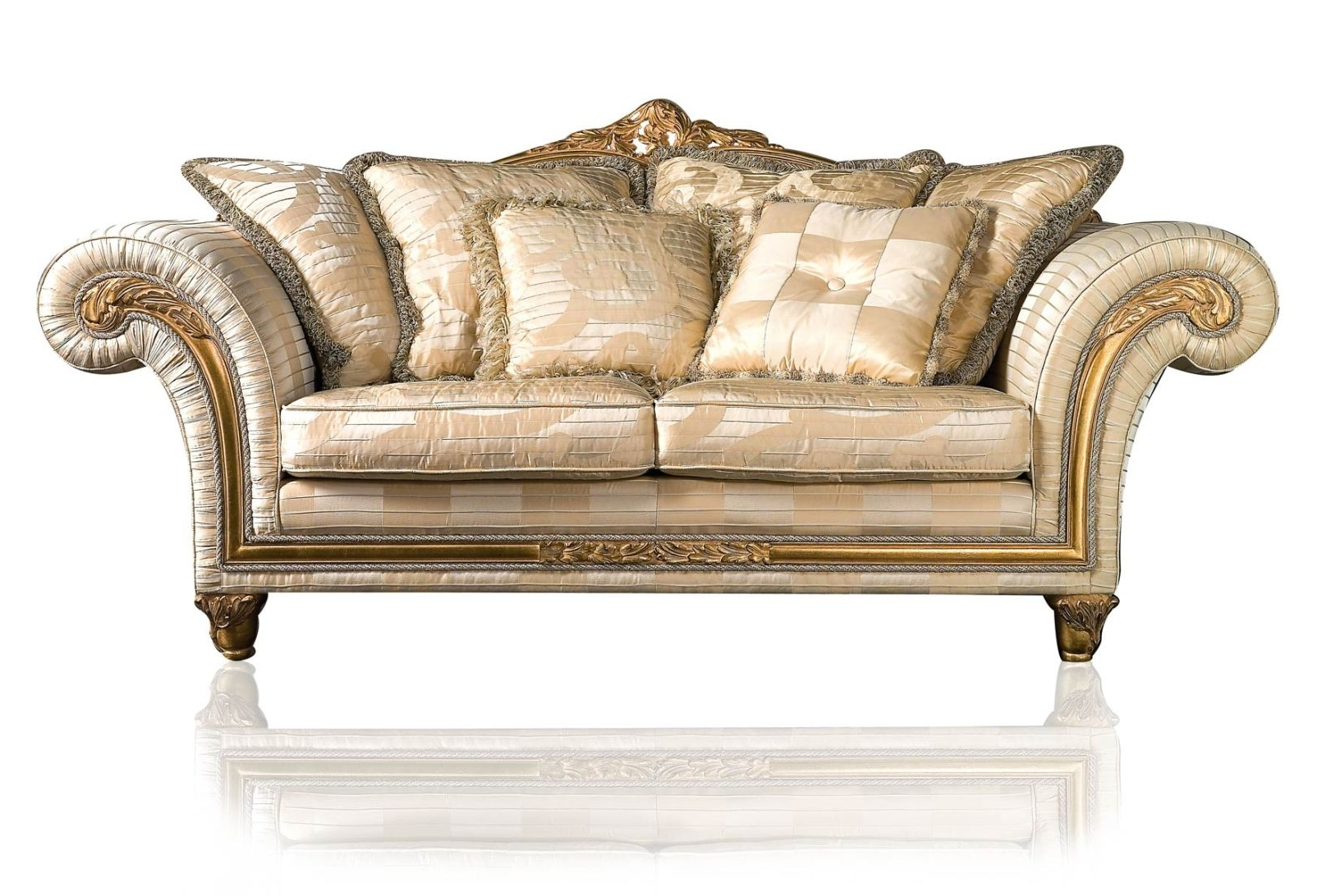 Classic Sofas Within 2019 Sample Luxury Classic Sofa Design Gallery – Http (View 7 of 20)