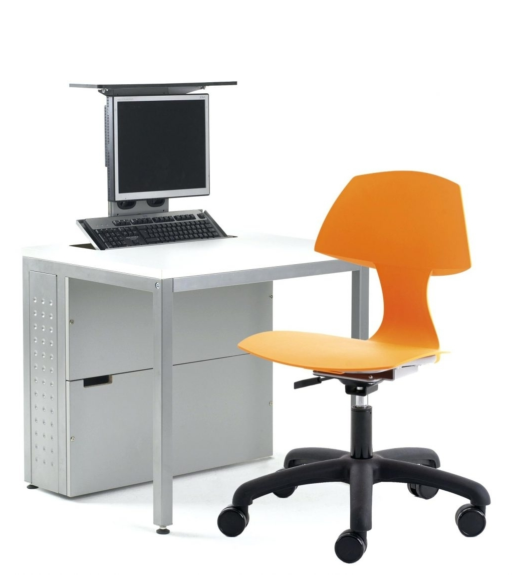 Computer Desk And Desk Chairs (View 3 of 20)