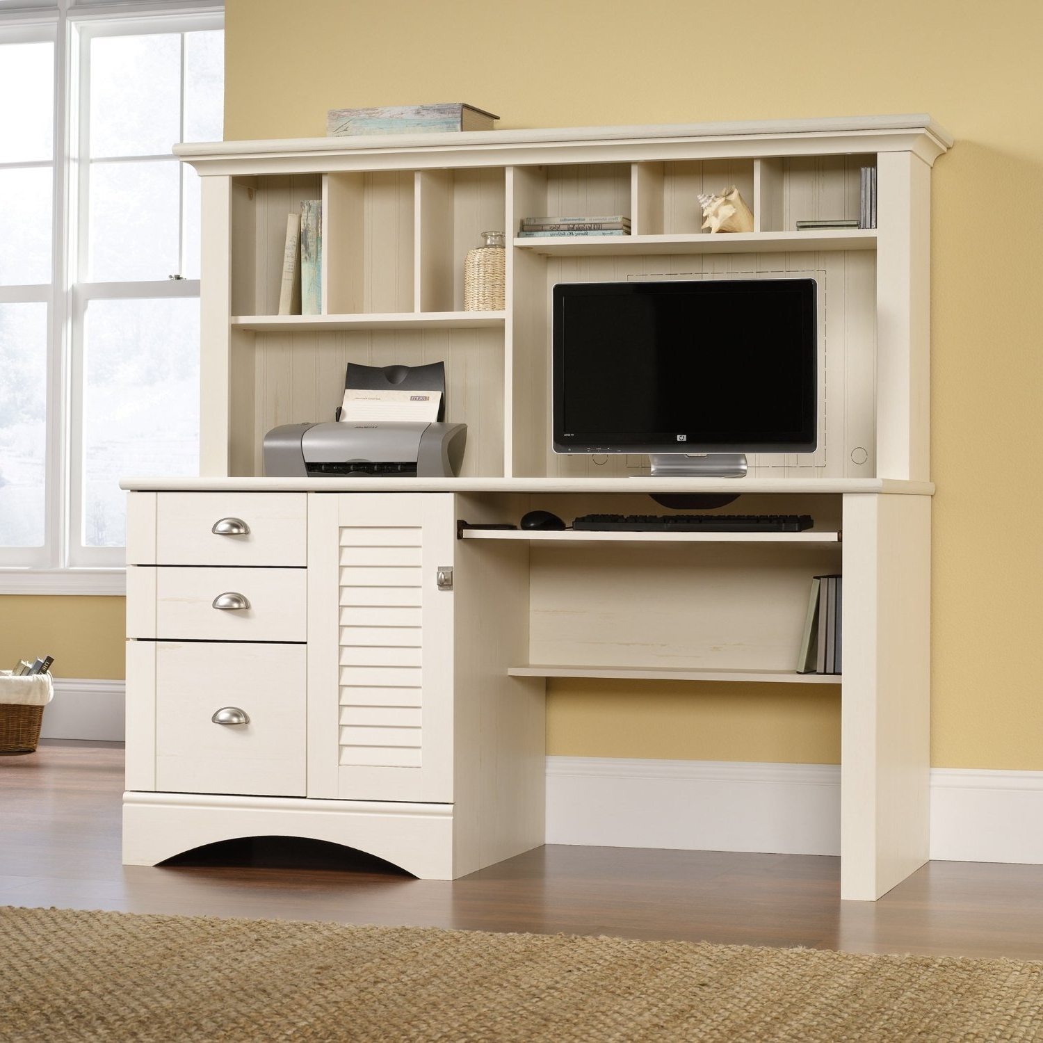 Computer Desk For Small Spaces — All Storage Bed (View 4 of 20)