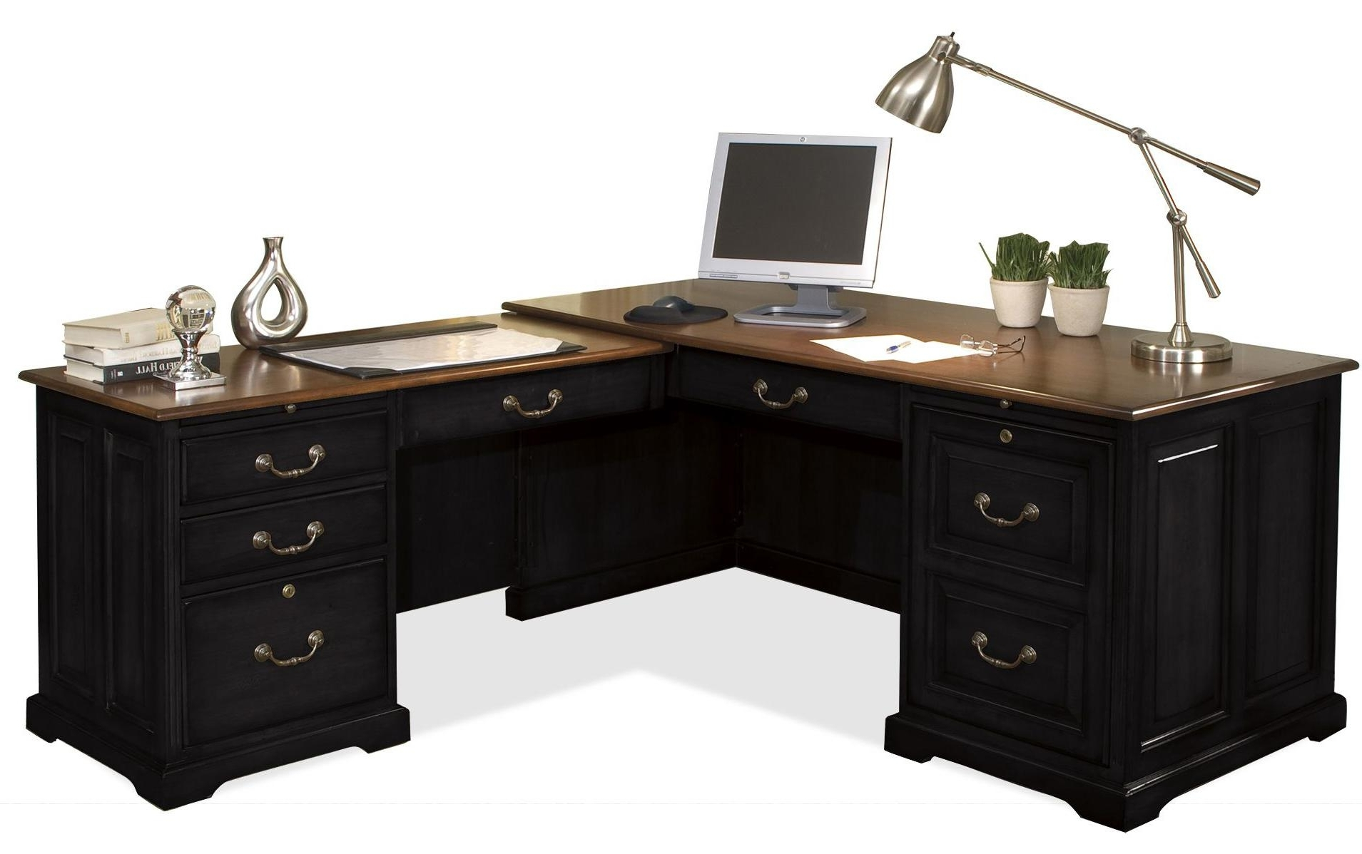 Computer Desks And Workstations For Most Recently Released Computer L Shaped Desk Workstations – Thediapercake Home Trend (View 6 of 20)