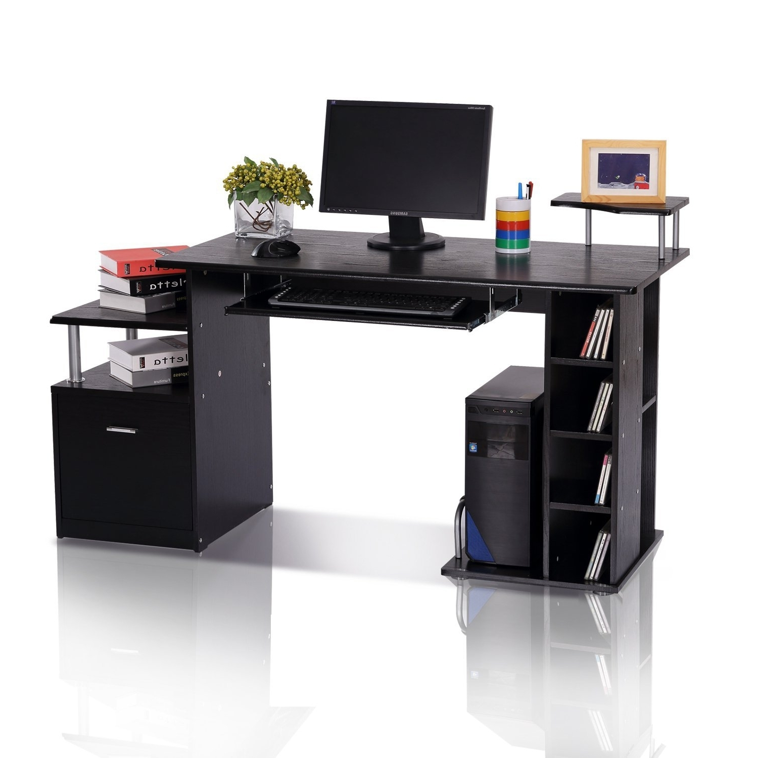Computer Desks And Workstations Throughout Most Popular Computer Desks & Workstations: Home Office Furniture – Best Buy Canada (View 12 of 20)