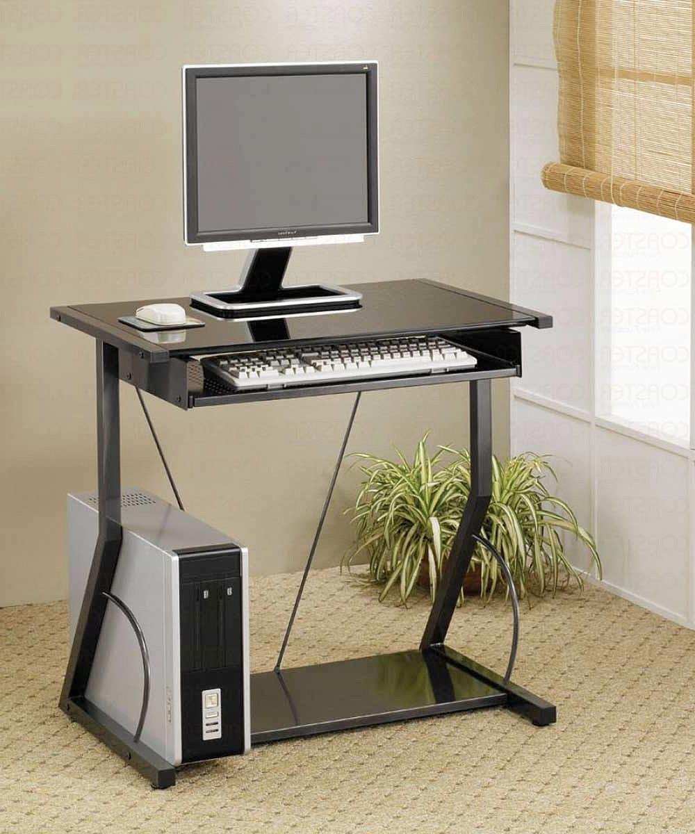Computer Desks At Target For Best And Newest Table Style Office Desk Desks Target Home Workstation Computer (View 9 of 20)