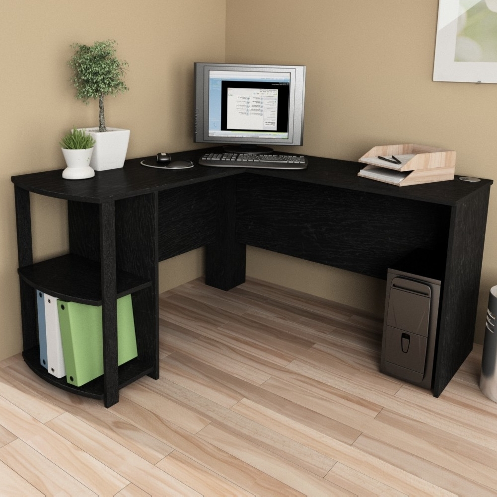 Computer Desks At Wayfair With Widely Used Wayfair Design Computers Desks L Shaped Corner Workplace Interior (View 6 of 20)