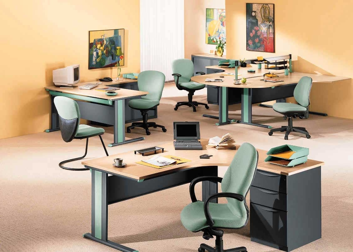 Computer Desks Ergonomic For Home Pertaining To Best And Newest Top Ergonomic Office Chairs Hideaway Computer Desk Workstation (View 20 of 20)