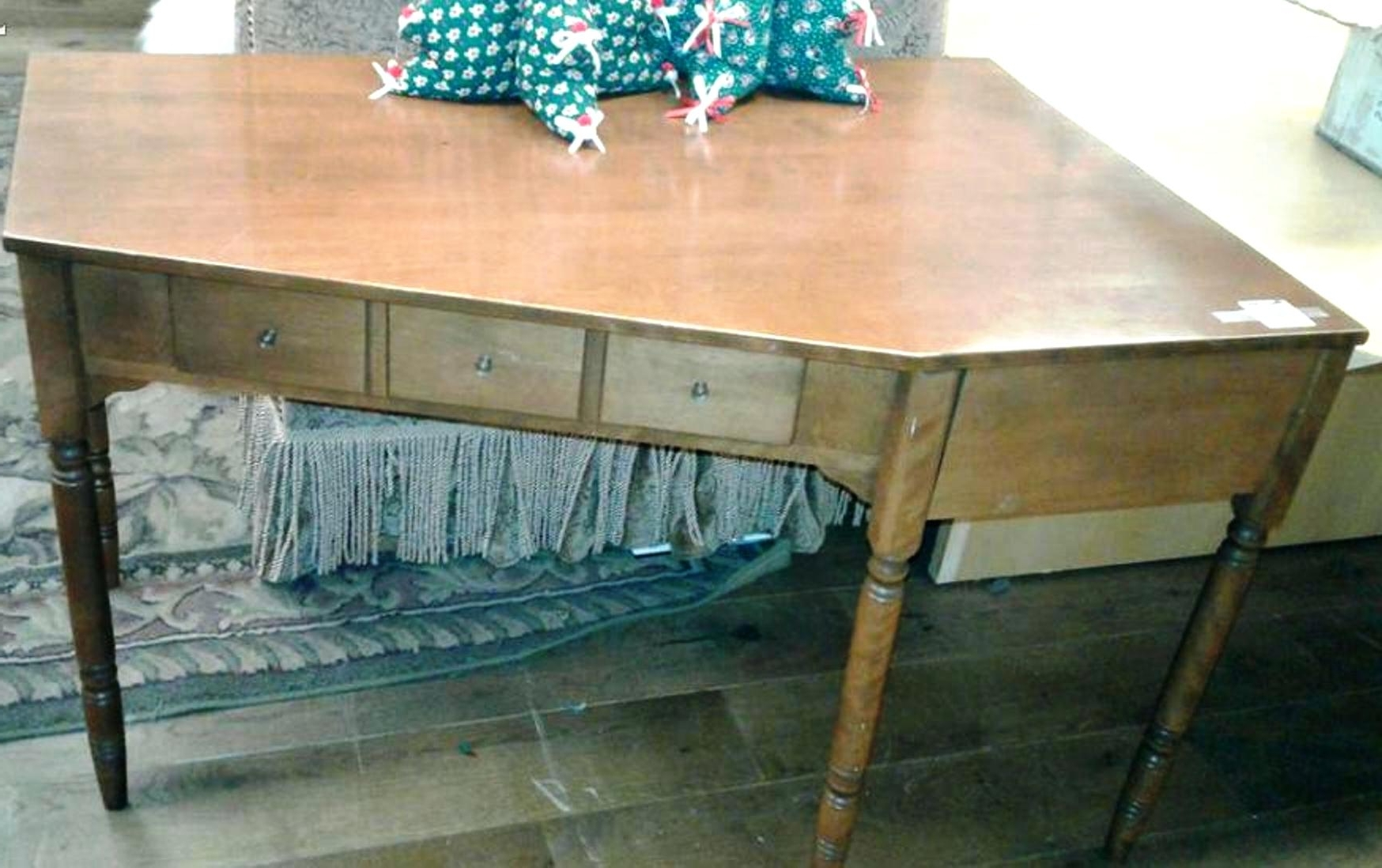 Computer Desks : Ethan Allen Country Colors Computer Desk American Pertaining To Most Up To Date Ethan Allen Computer Desks (View 17 of 20)