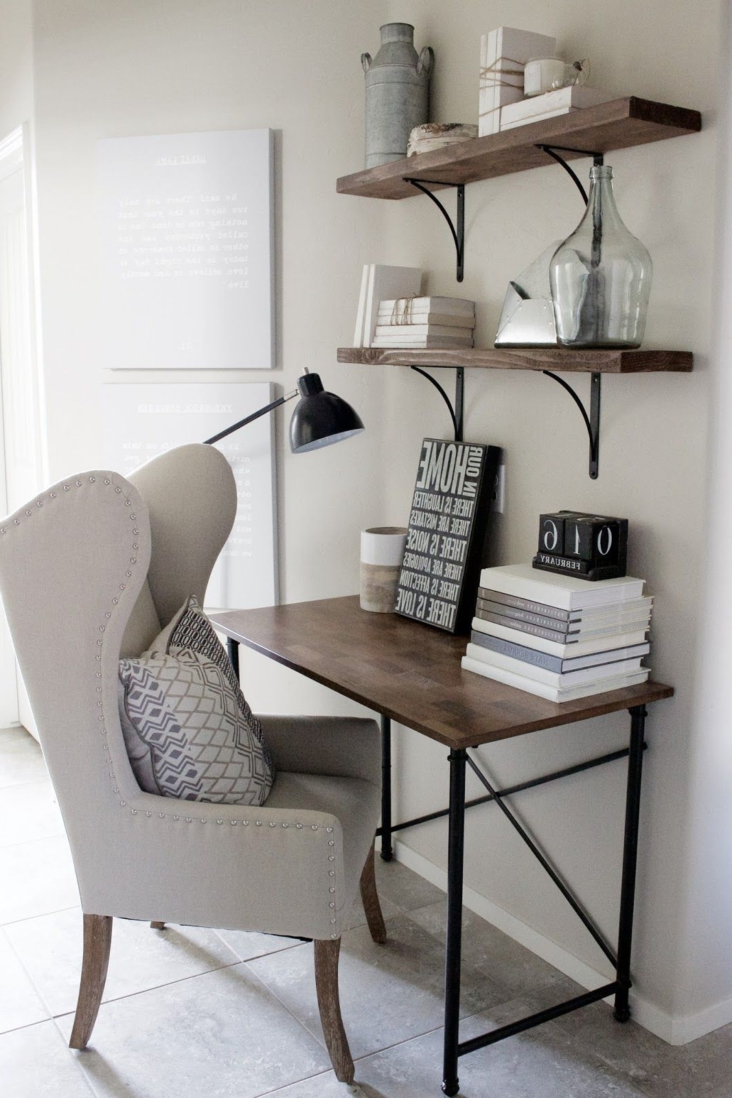 Computer Desks For Living Rooms Pertaining To Popular √ 20+ Futuristic Modern Computer Desk And Bookcase Design Ideas (View 10 of 20)