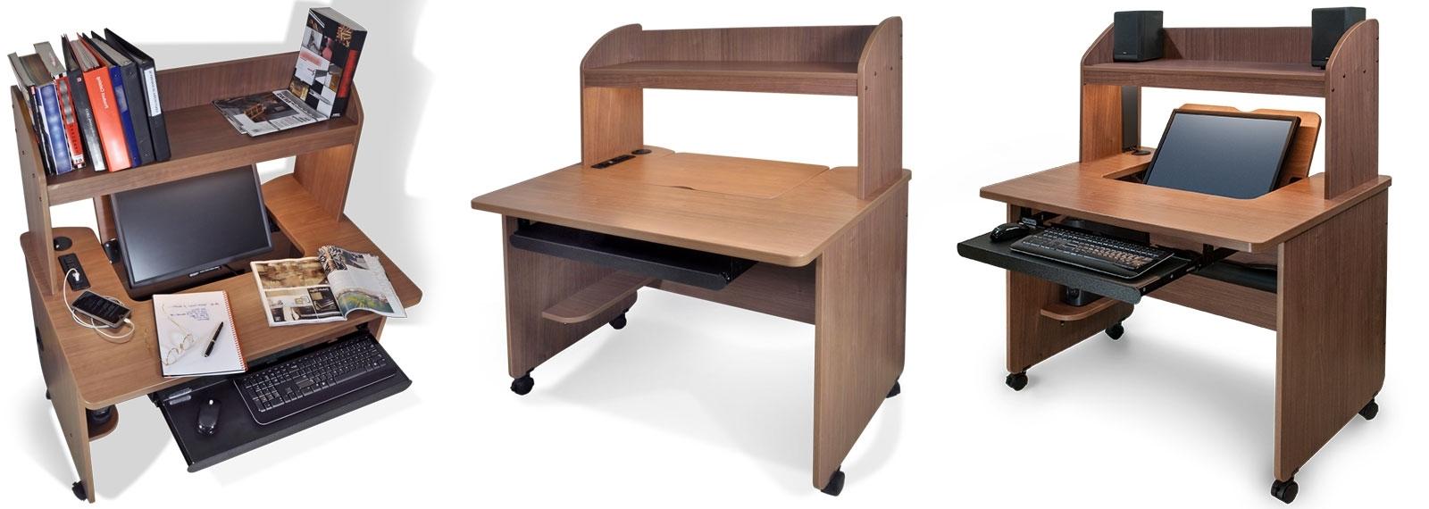 Computer Desks For Schools Intended For Popular Smart Desks : School & Classroom Computer Desks (View 4 of 20)