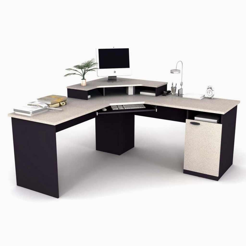 Computer Desks Inside Latest Office Fill Empty Space With Corner Desk With Computer Desks For (View 6 of 20)