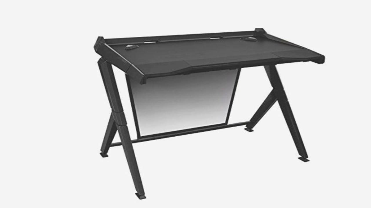 Computer Desks Under $500 Intended For Most Recently Released Best 4 Gaming Computer Desk Under $500 – Youtube (View 3 of 20)