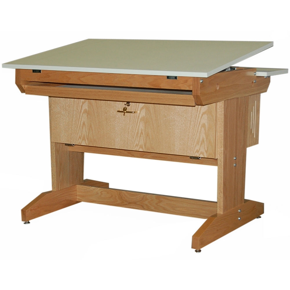 Computer Drafting Desks Within 2018 Smi Computer Drafting Table – Desk Top Style (View 9 of 20)