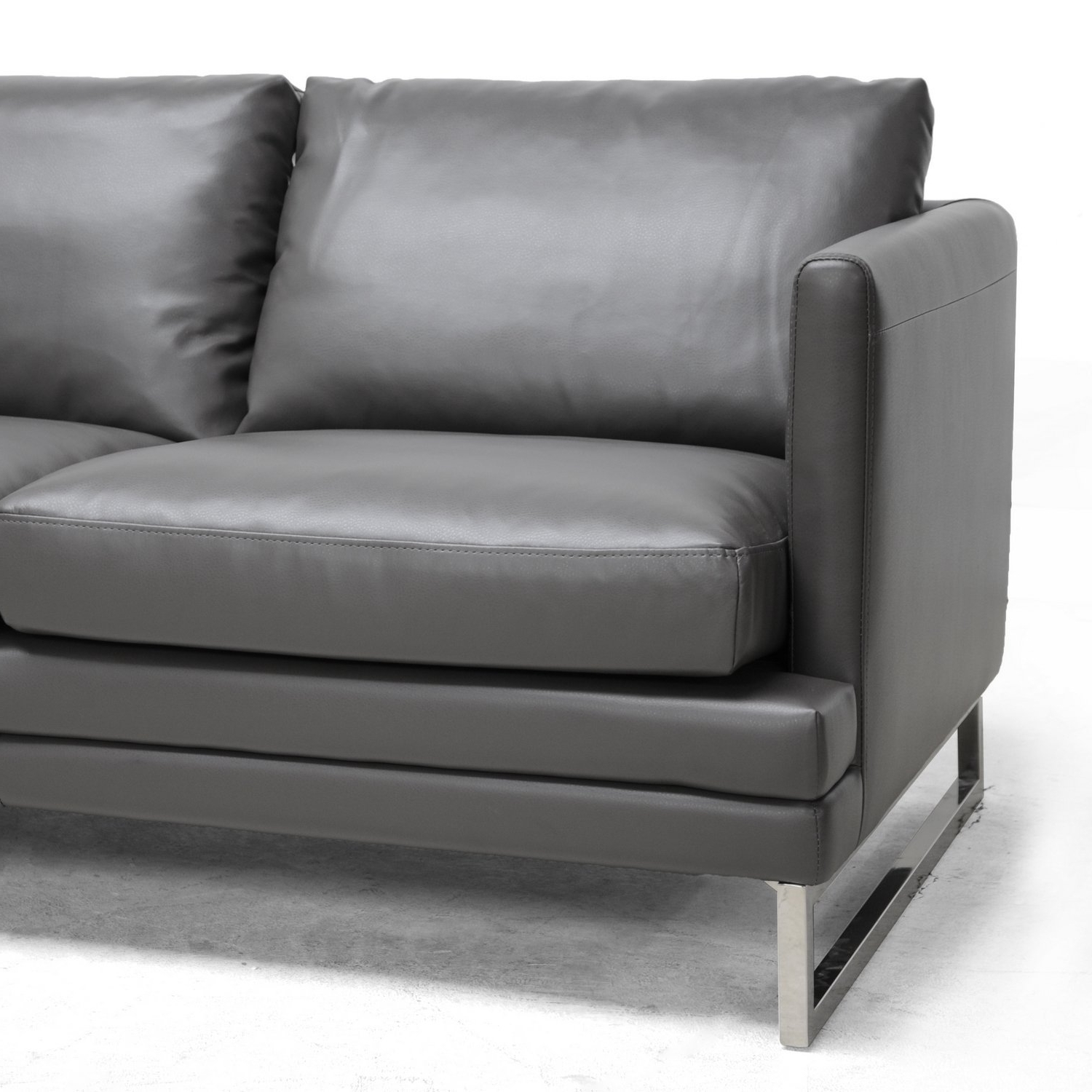 Contemporary Leather Sofas Italian Sofa Uk Modern Furniture High Intended For Preferred High Point Nc Sectional Sofas (View 9 of 20)