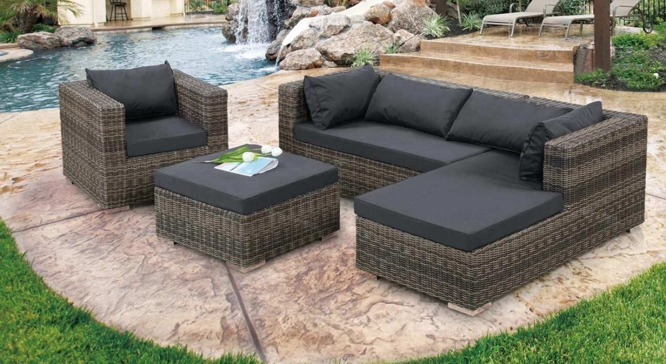 Contemporary Outdoor Sofa Furniture Sofa Home With Trendy Outdoor Sofa Chairs (View 18 of 20)