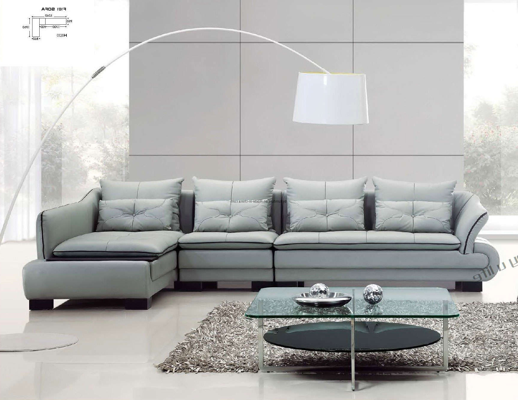 Contemporary Sofa Chairs Inside Newest Sofa: Remarkable Contemporary Sofa Set Best Contemporary Sofas (View 6 of 20)