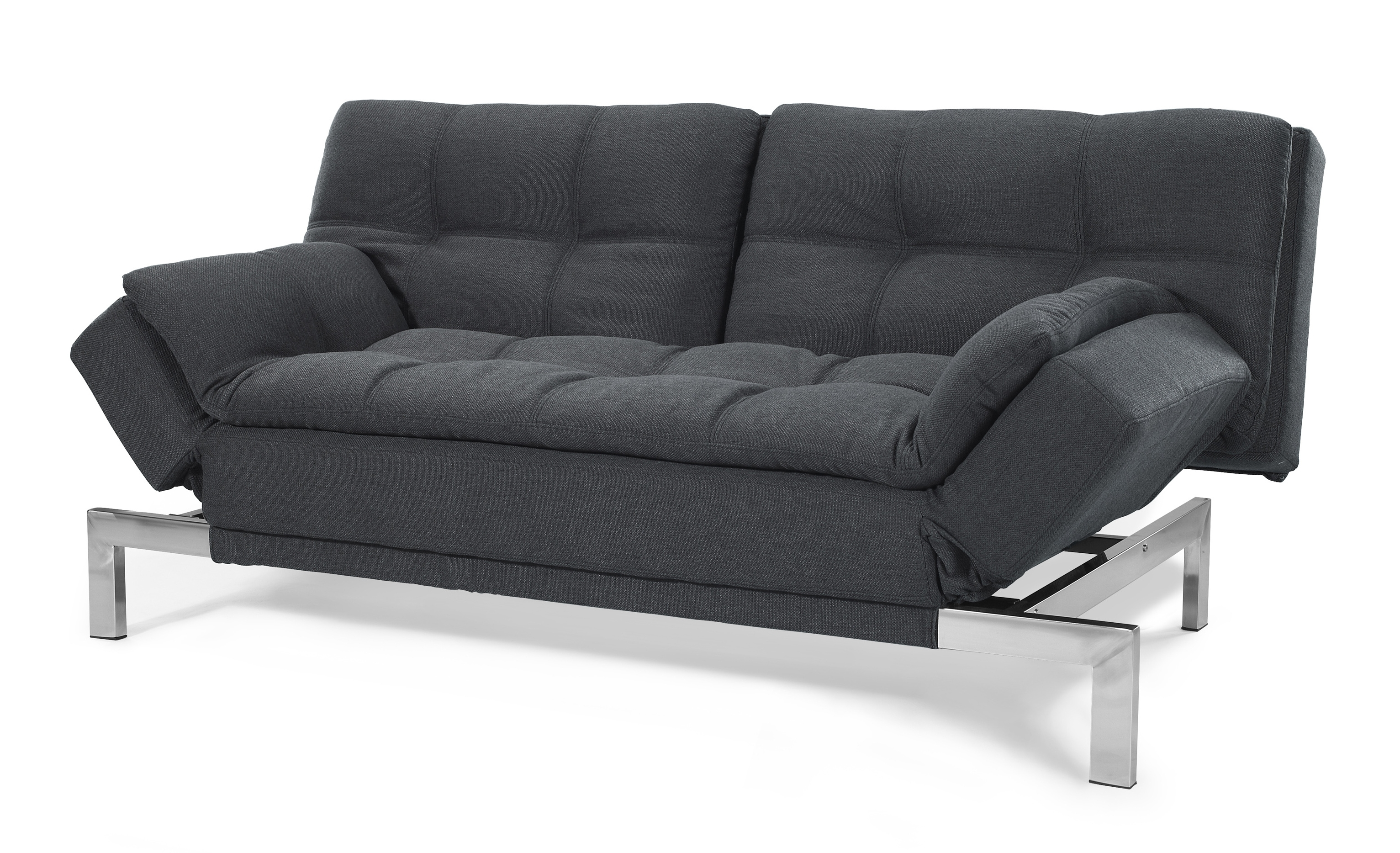 Convertible Sofas For Widely Used Lifestyle Solutions Boca Serta Convertible Sofa Sabocs3U4Cc (View 5 of 20)