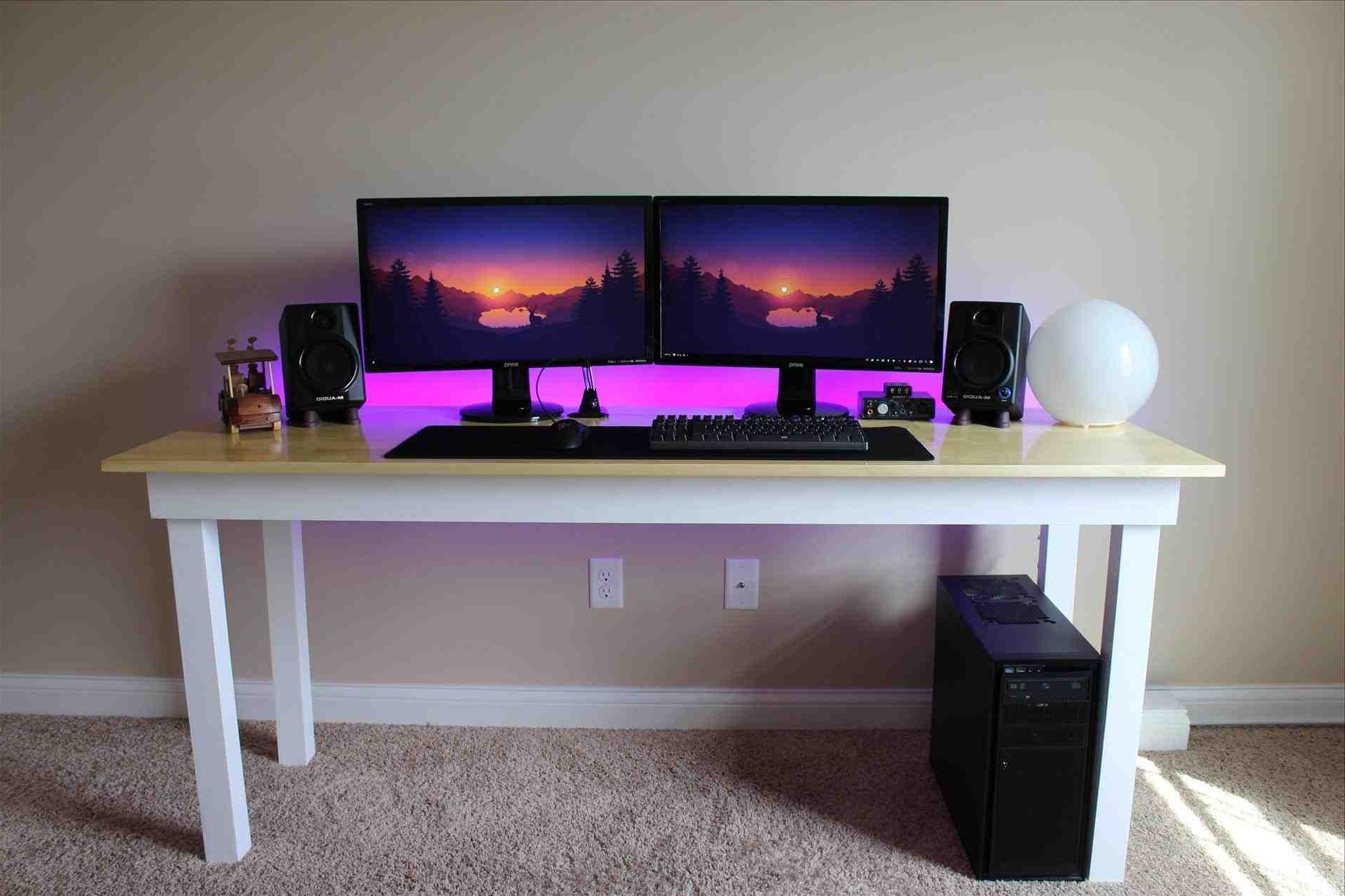 Cool Diy Computer Desks – Homedesignlatest (View 18 of 20)