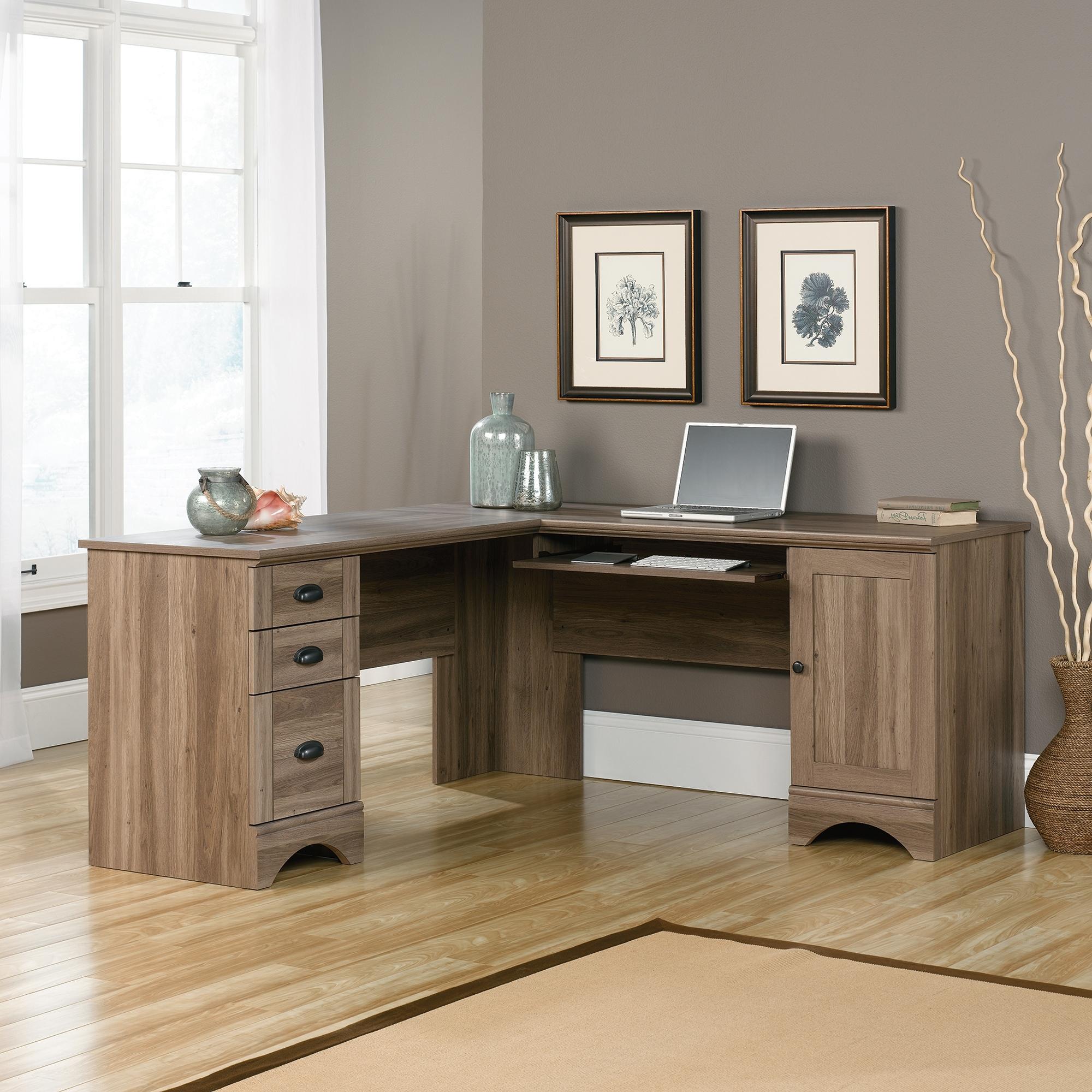 Corner Computer Desk (View 4 of 20)