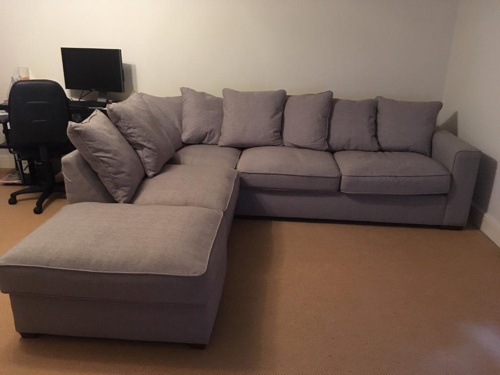 Corner Sofa Chairs With Popular Furniture Village Dune Corner Sofa £ (View 9 of 20)