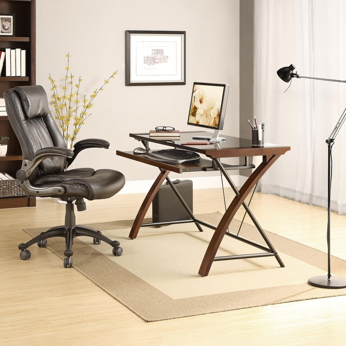 Costco Office Chair Ideas — New Home Design Within Newest Computer Desks At Costco (View 5 of 20)