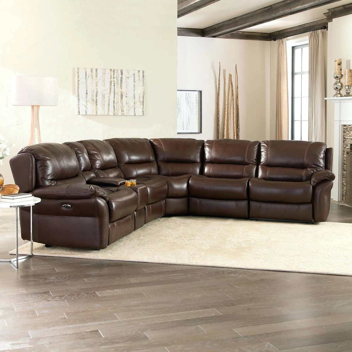 Costco Recliner S S Costco Reclining Sectional Sofas Costco Within Preferred Sectional Sofas With Electric Recliners (View 10 of 20)