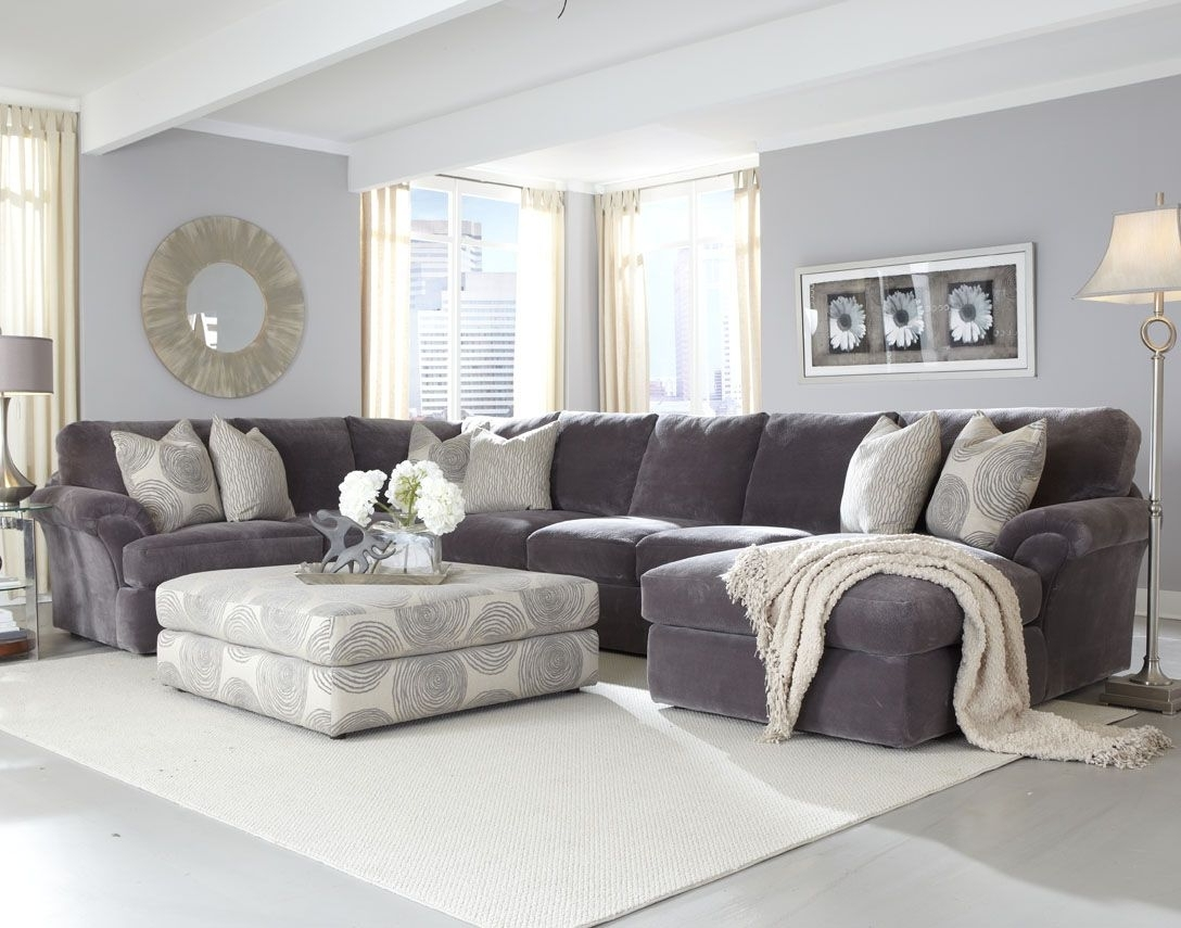 Showing Photos of Cozy Sectional Sofas (View 3 of 20 Photos)