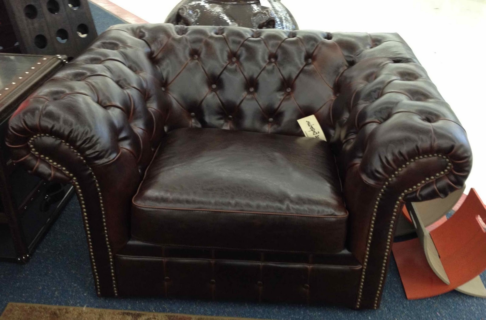 Craigslist Leather Sofas