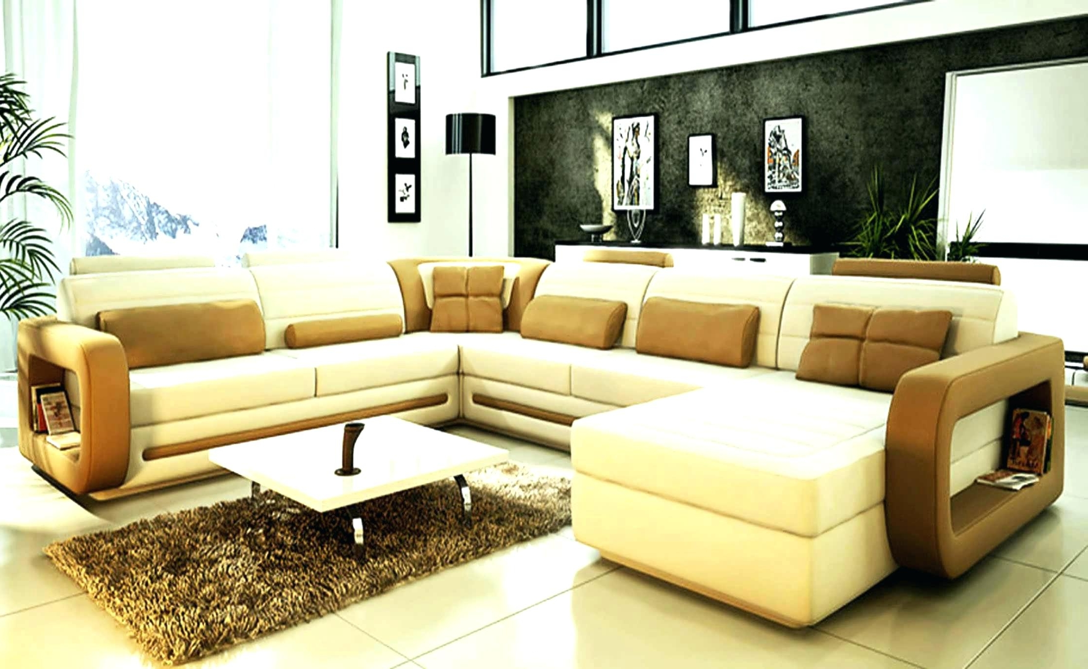Cream Colored Sofas For Most Recent Cream Colored Sofa Pillows Throw Pillow Covers Table (View 4 of 20)