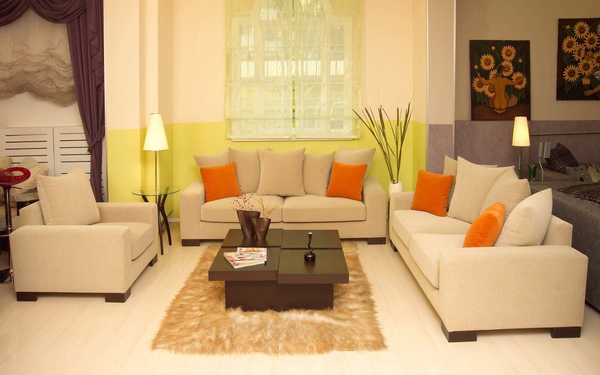 Cream Colored Sofas Intended For Popular Home Design : 12 Best Ideas Of Cream Colored Sofas Colored Sofa (View 15 of 20)