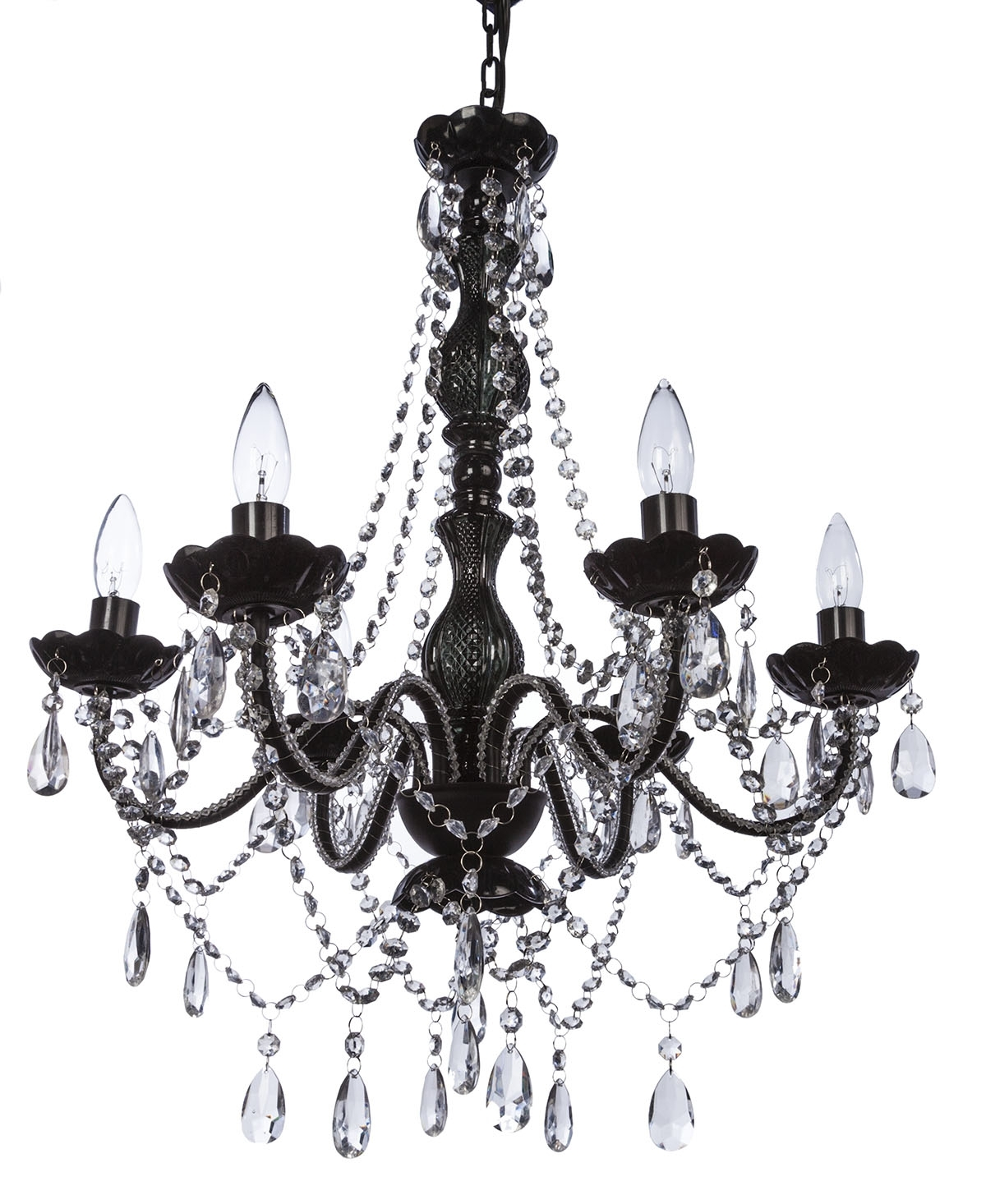 Crystal Chandeliers (View 7 of 20)