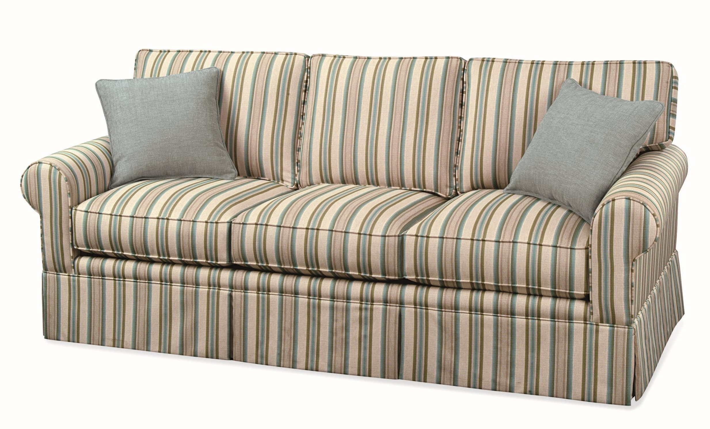Current Braxton Sofas Inside Braxton Culler Benton Casual Three Seater Sofa With Rolled Arms (View 6 of 20)