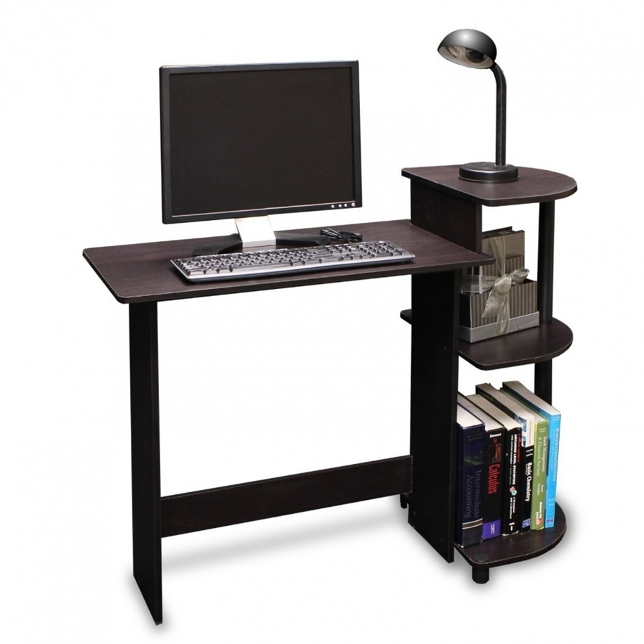 Current Computer Desks With Wheels For Small Computer Desk In White – Review And Photo (View 9 of 20)