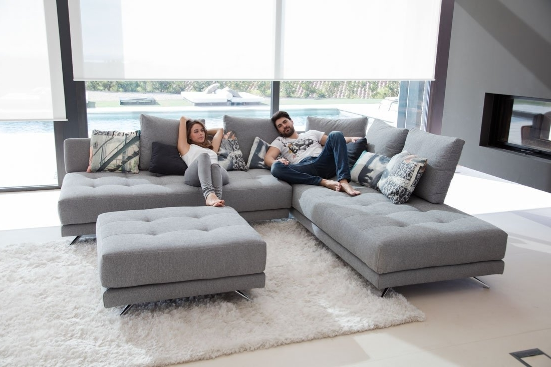 Current Contemporary Sectional Sofas In Cover And Protect A Modern Sectional Couch — Cabinets, Beds, Sofas (View 12 of 20)