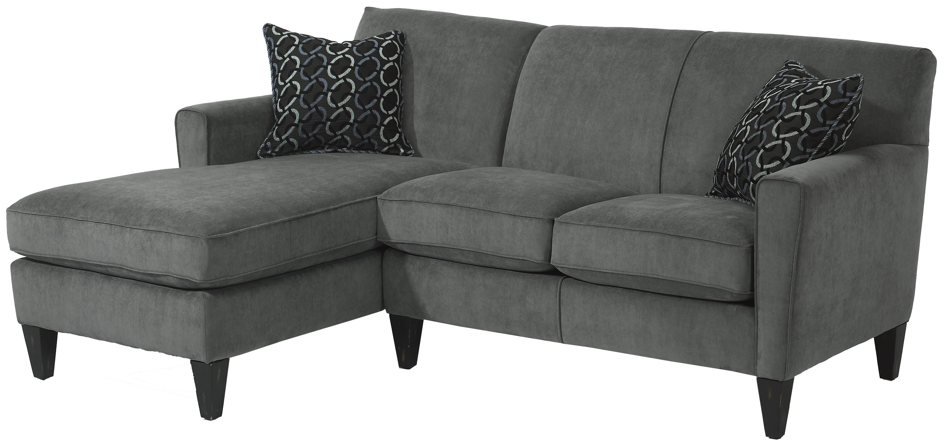 "Current Digby Sectional Sofaflexsteel – Only 81"" Across As Shown Here Inside Kansas City Mo Sectional Sofas (View 13 of 20)"