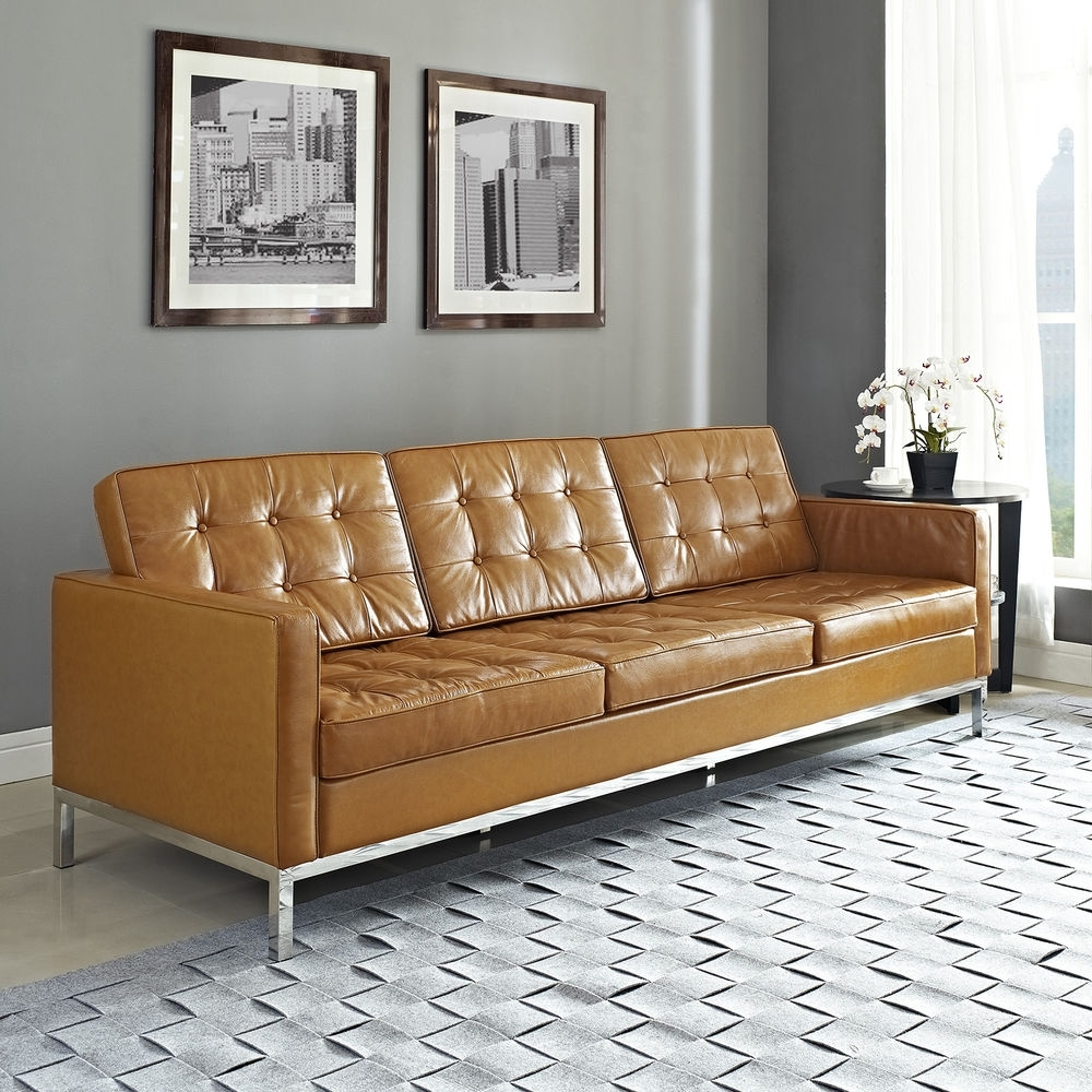 Current Florence Knoll Leather Sofas Intended For Florence Knoll Sofa Australia « House Plans Ideas (View 14 of 20)