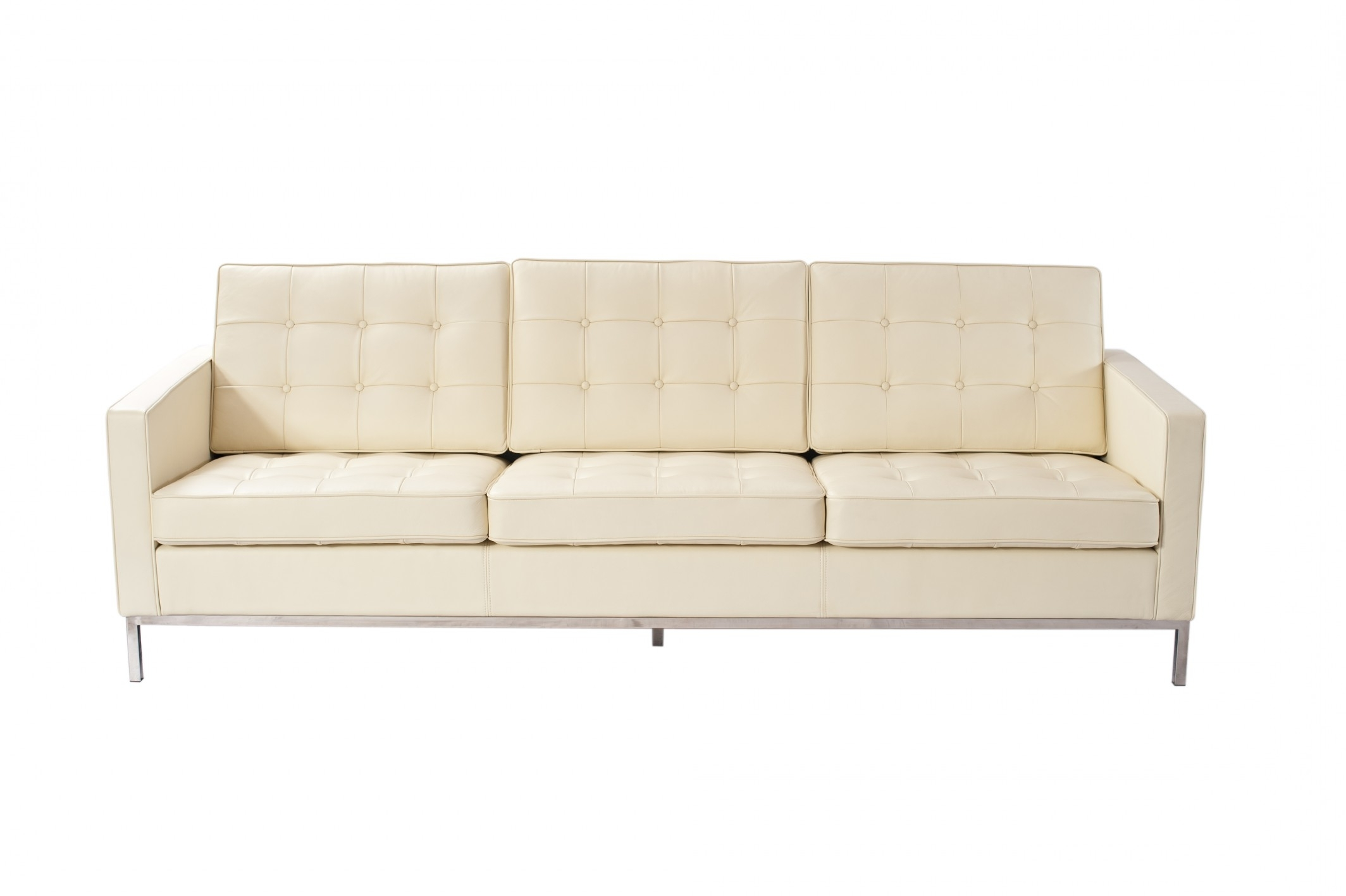 Current Florence Knoll Leather Sofas Pertaining To Fresh Florence Knoll Sofa Bed # (View 3 of 20)