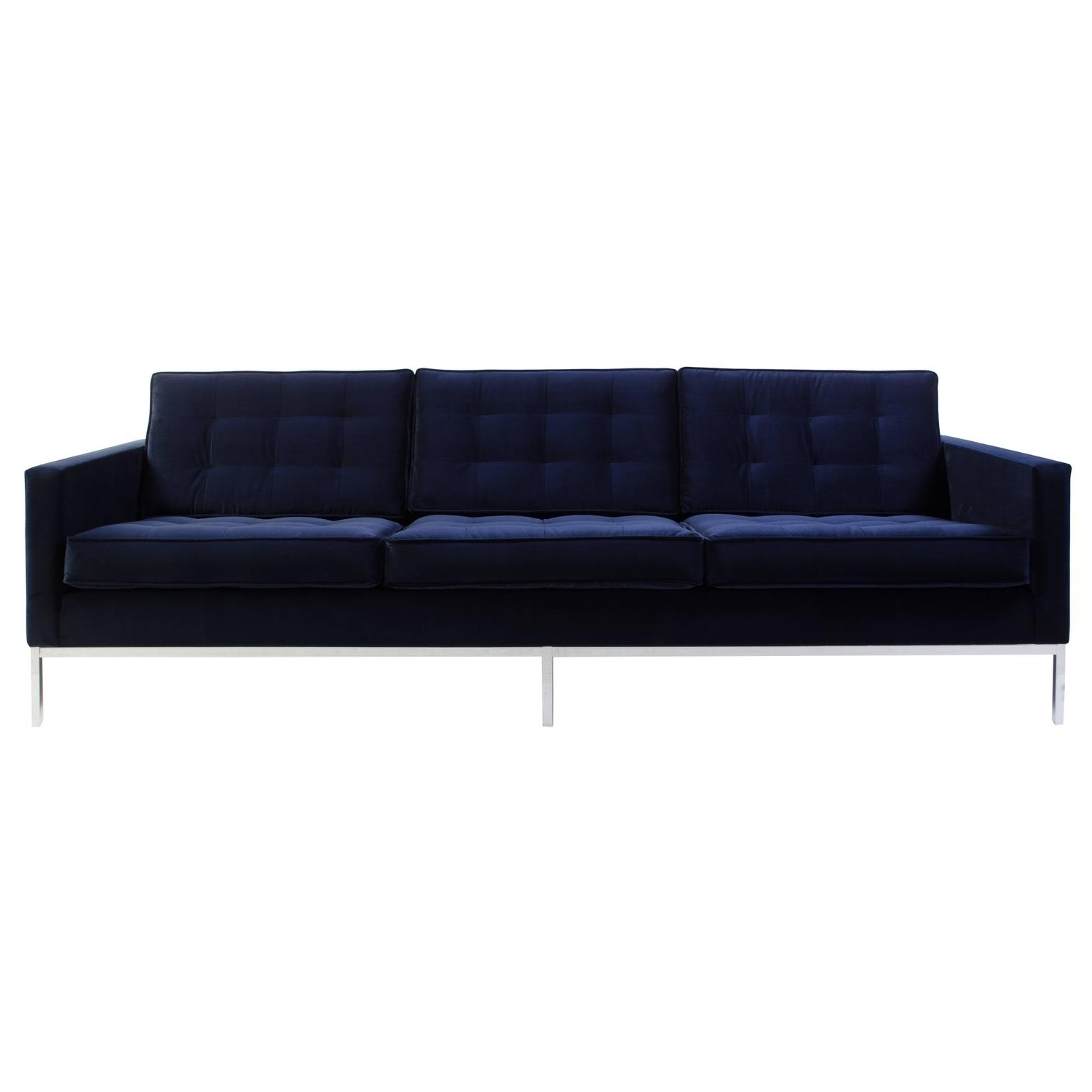 Current Florence Sofas With Florence Knoll Sofas – 59 For Sale At 1Stdibs (View 3 of 20)