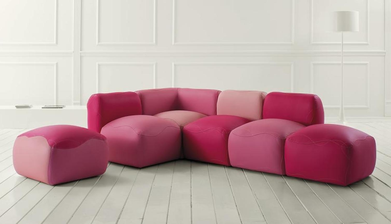 Current Fun And Unique Sofa Designs Pertaining To Unusual Sofas (View 5 of 20)
