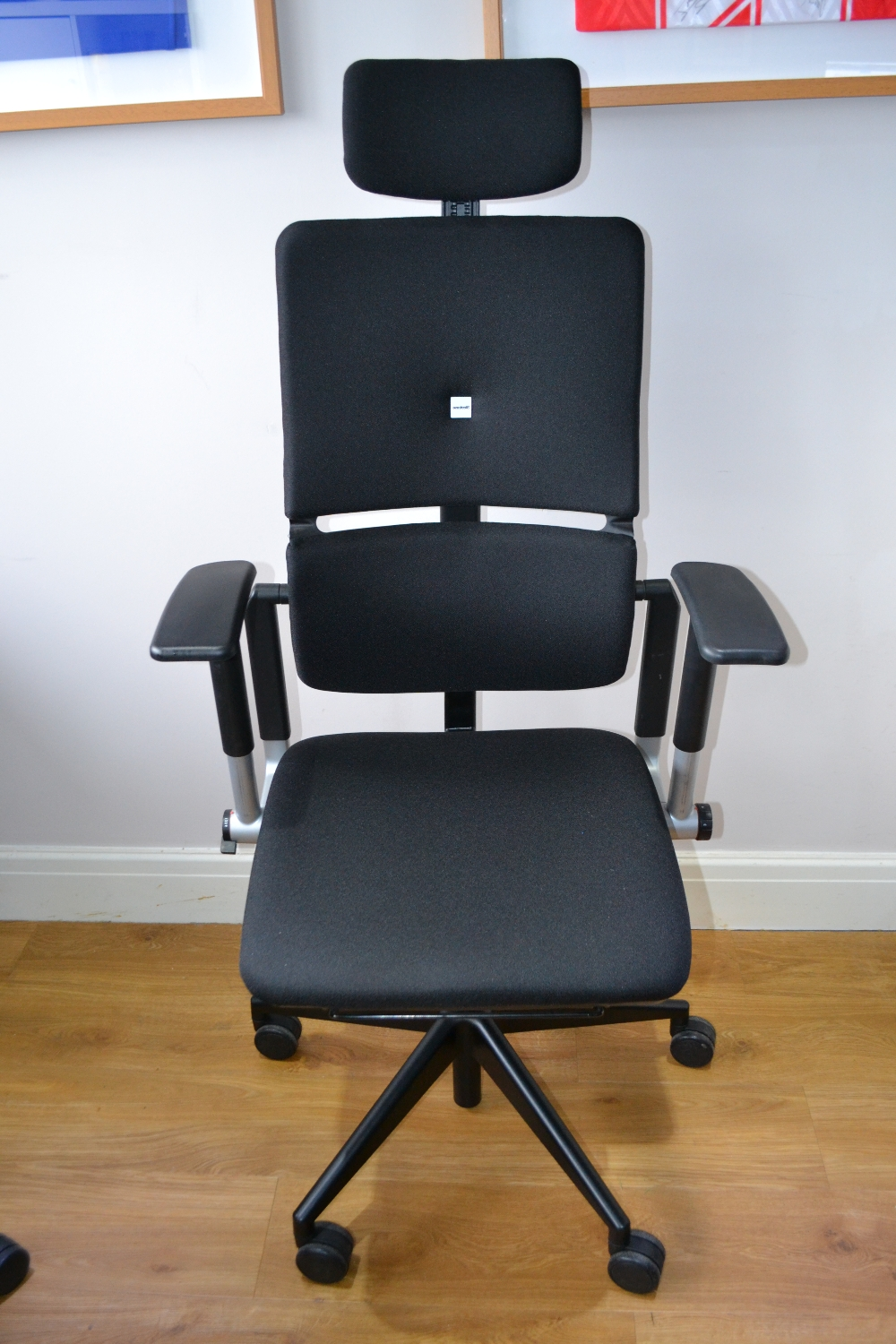 Current Large Executive Office Chairs In Steelcase Please 2 Ergonomic Office Chair Headrest (View 6 of 20)