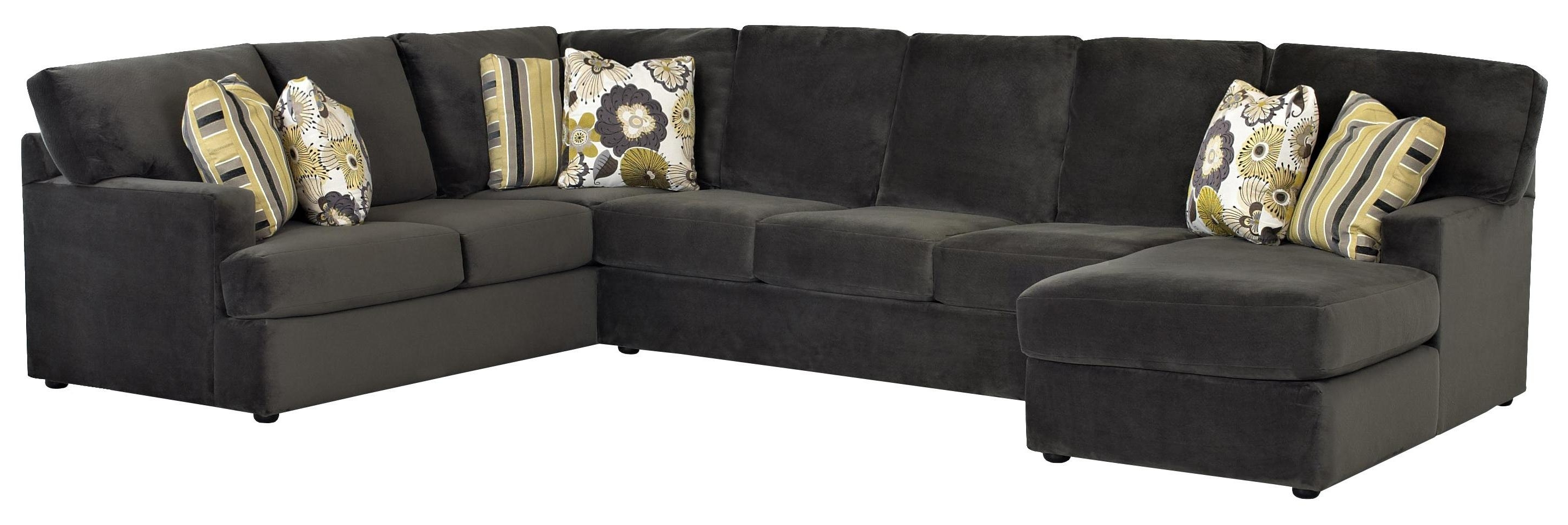 Current Sectional Sofa With Left Side Chaiseklaussner (View 3 of 20)