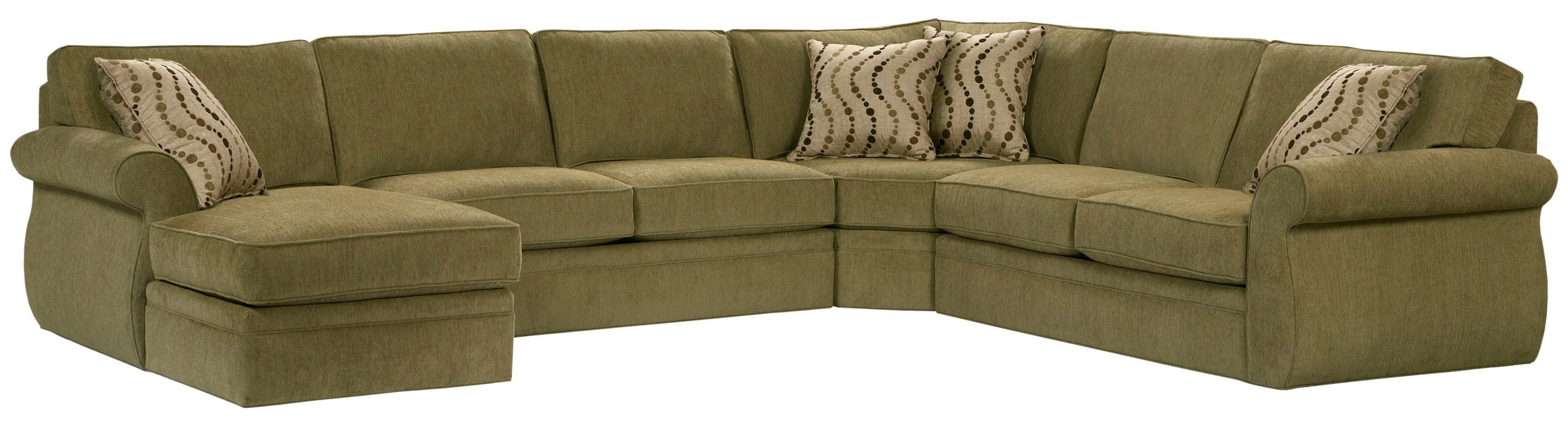 Current Sectional Sofas At Broyhill With Broyhill Furniture Veronica Right Arm Facing Customizable Chaise (View 6 of 20)