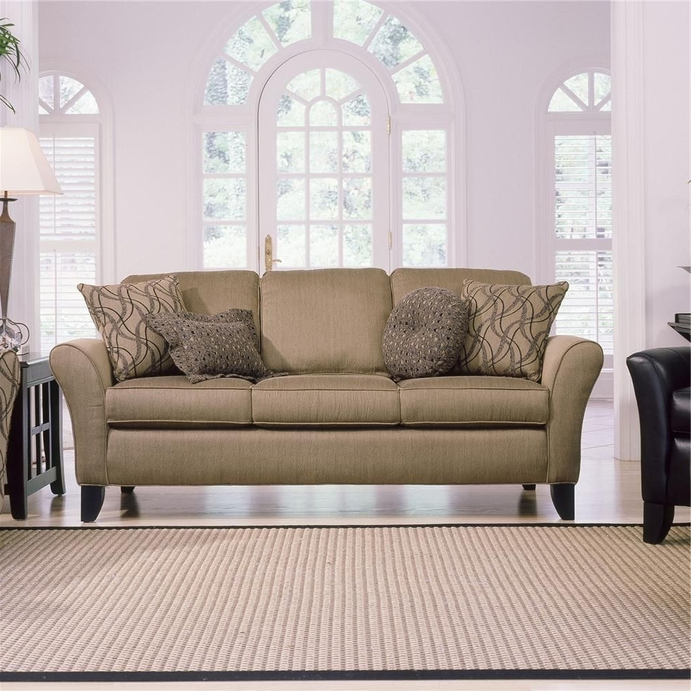 Current Smith Brothers 344 344 10 Upholstered Sofa (View 13 of 20)