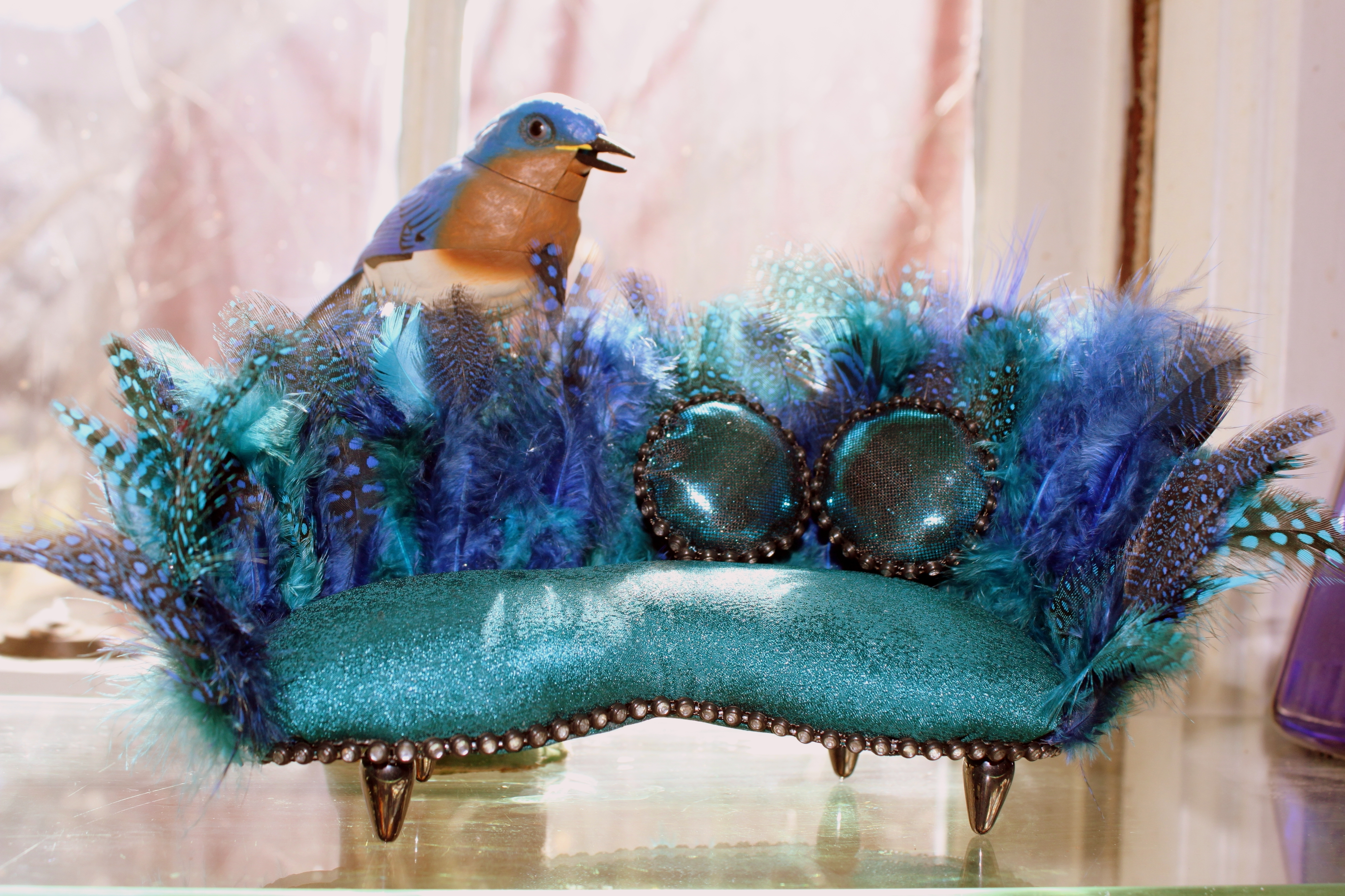 Current Sofa Of Bluebirdness (View 4 of 20)