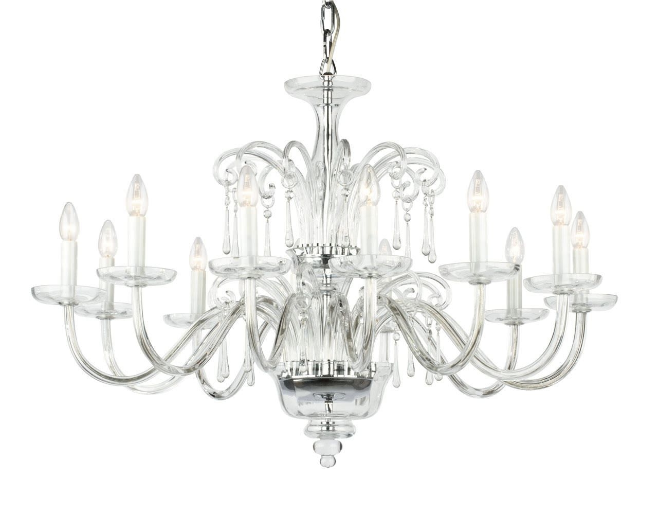 Current Traditional Chandelier – Clear Crystal Traditional Chandelier With Regard To Traditional Chandelier (View 5 of 20)