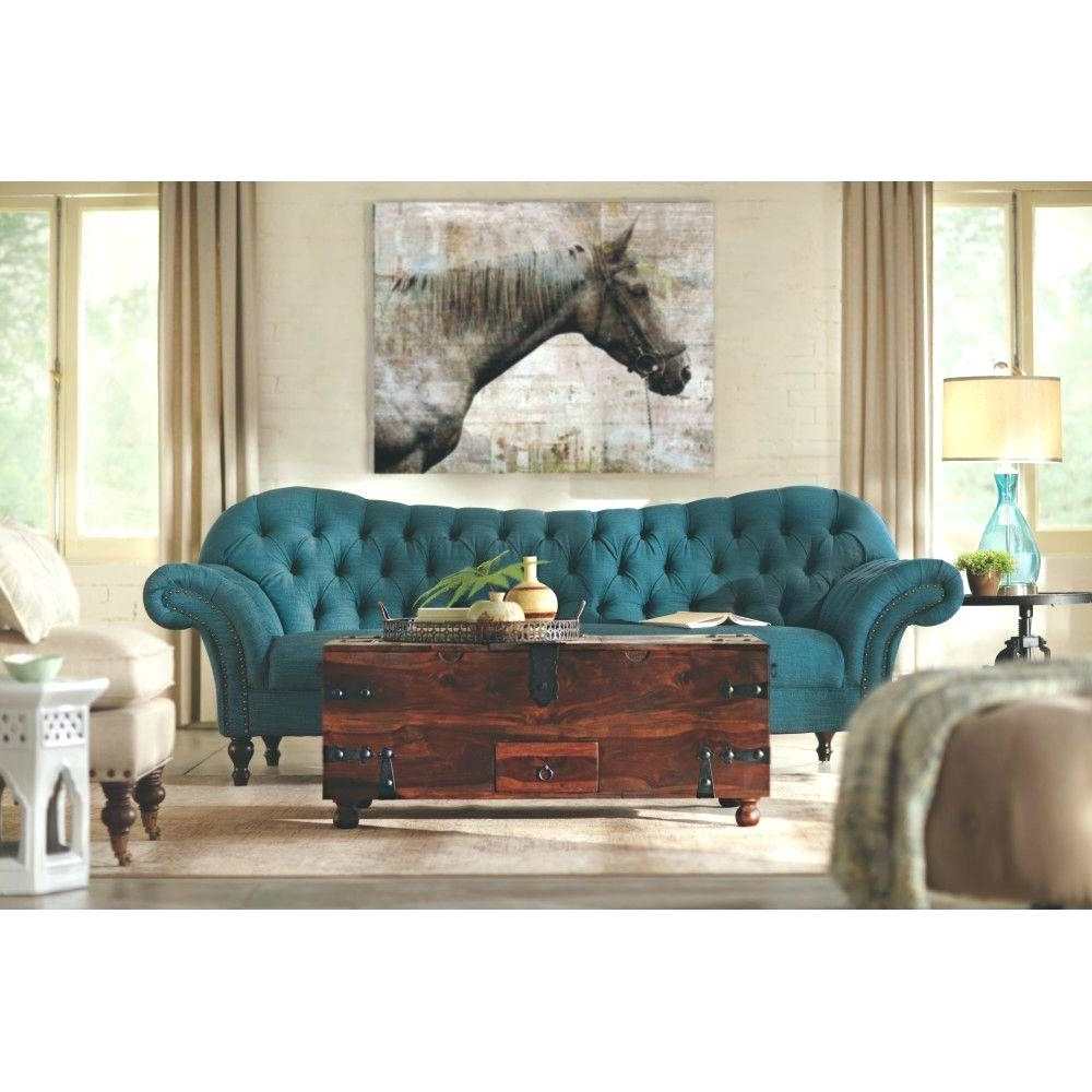 Image Gallery of Turquoise Sofas (View 15 of 20 Photos)