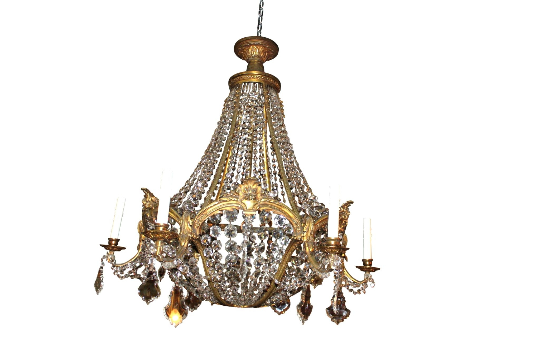 Current Vintage Chandeliers Inside Serena And Lily Chandelier Glass Antique Designs Home Types Of Image (View 4 of 20)